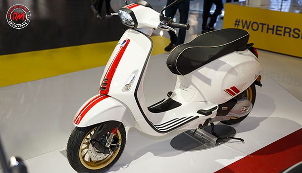 Vespa Racing Sixties
