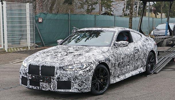 bmw m4 coupé 2020