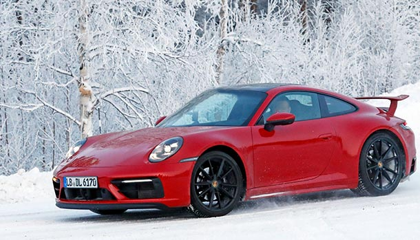 Aerokit Porsche 911 GT3