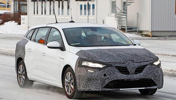Renault Megane M.Y.2020