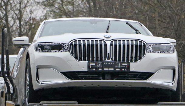 BMW Serie 7 2021
