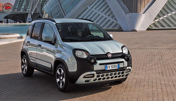 Fiat Panda Hybrid Launch Edition