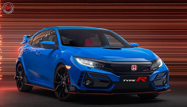 Honda Civic Type R Model Year 2020