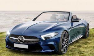 Mercedes-Benz SL Roadster 2021