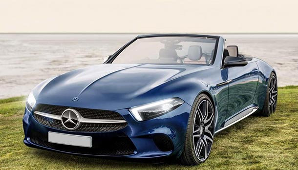 Mercedes-Benz SL Roadster 2021
