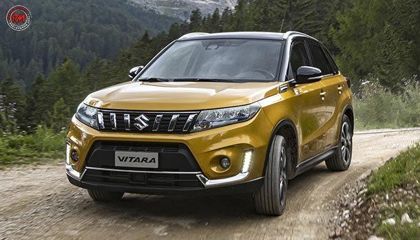 Suzuki Vitara Hybrid