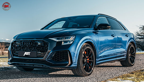 Audi RS Q8 by ABT Sportsline