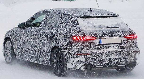 Audi RS3 Sportback 2021
