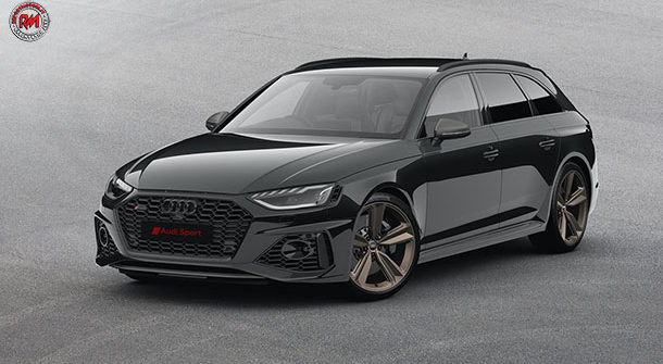Audi RS4 Avant Bronze Edition 2020