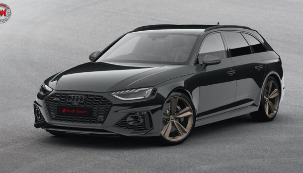 Audi RS4 Avant Bronze Edition 2020