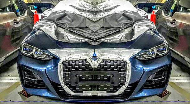 BMW Serie 4 MY2021