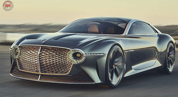 Bentley Mulliner Bacalar