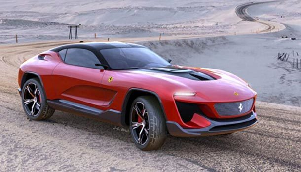 Ferrari GT Cross Concept