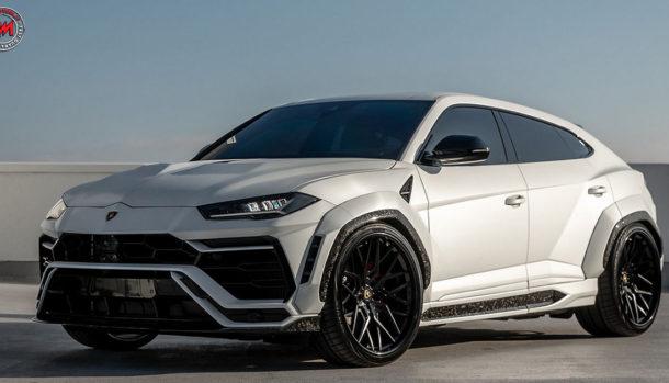 Lamborghini Urus by 1016 Industries