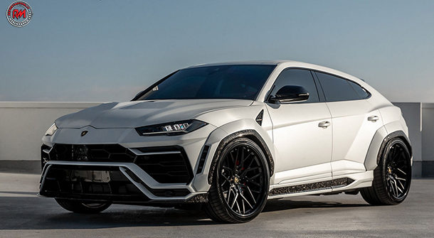 Lamborghini Urus by 1016 Industries