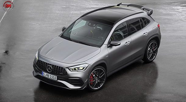 Mercedes-AMG GLA 45 S 4Matic+