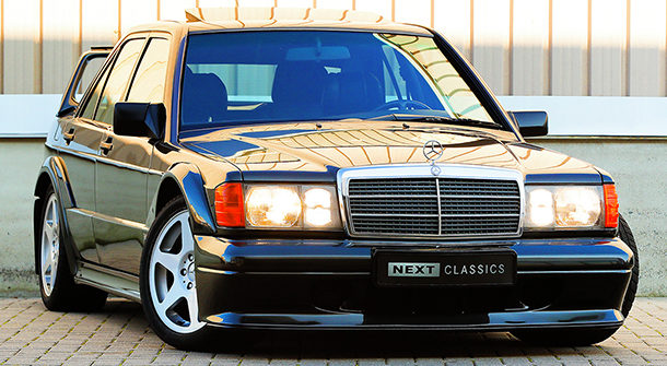 Mercedes-Benz 190 2.5-16 Evolution II