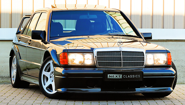 Mercedes-Benz 190 2.5-16 Evolution II