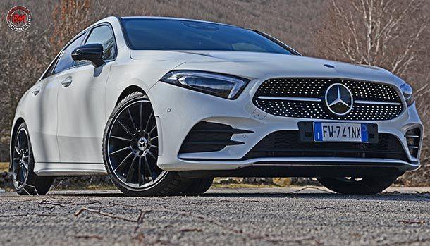Mercedes-Benz Classe A Sedan 180 d