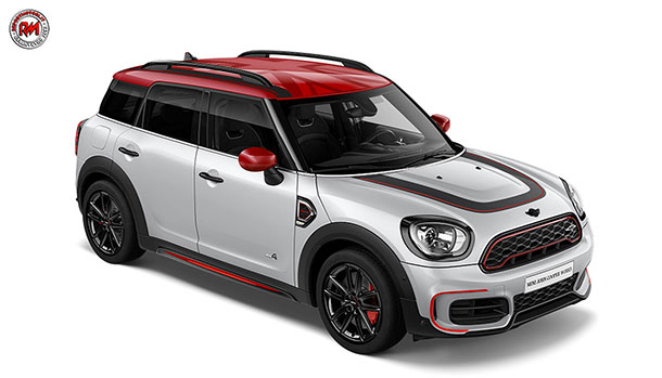 Mini Countryman John Cooper Works GT Edition