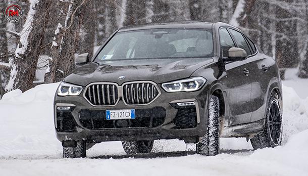 Nuova BMW X6