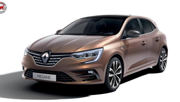 Renault Megane MY2020