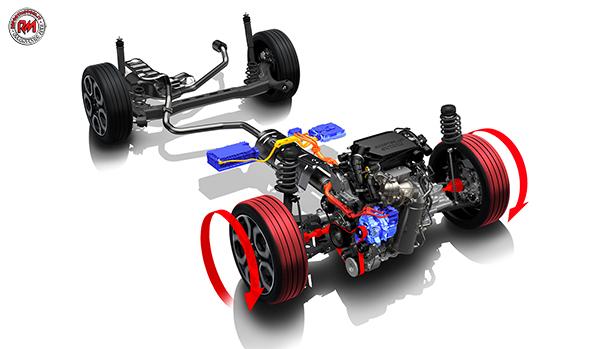 Suzuki Swift Sport Hybrid