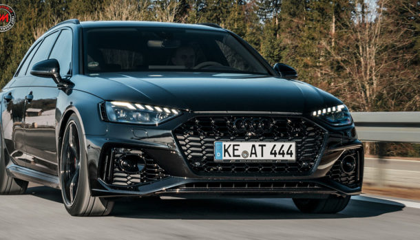Audi RS4 ABT Power S