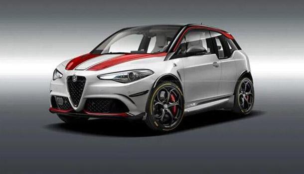 Alfa Romeo City Hybrid