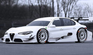 Alfa Romeo Giulia DTM
