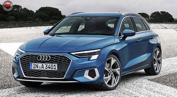 Nuova Audi Sportback A3