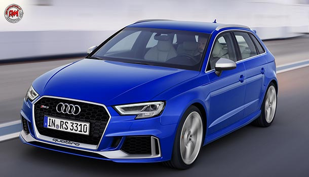 Audi RS 3 Sportback 25 yeaRS