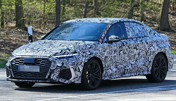 Audi RS3 Sedan 2021