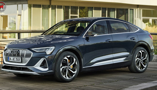 Audi e-Tron Sportback Edition One