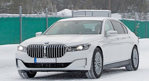 BMW Serie 7 MY2020
