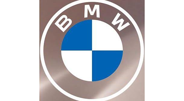 BMW logo comunicazione