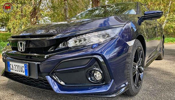 Honda Civic 1.5 VTEC Turbo Sport Plus 2020