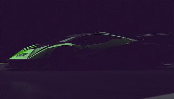 Lamborghini Squadra Corse 12V