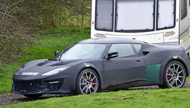 Lotus Esprit 2021