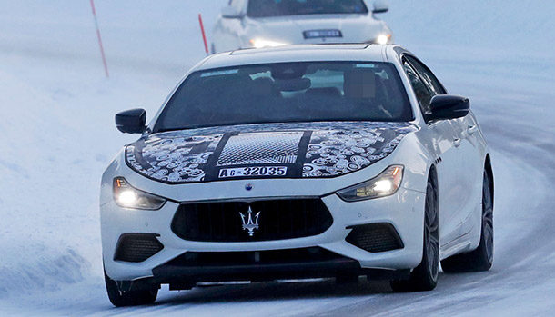 Maserati Ghibli PHEV 2021