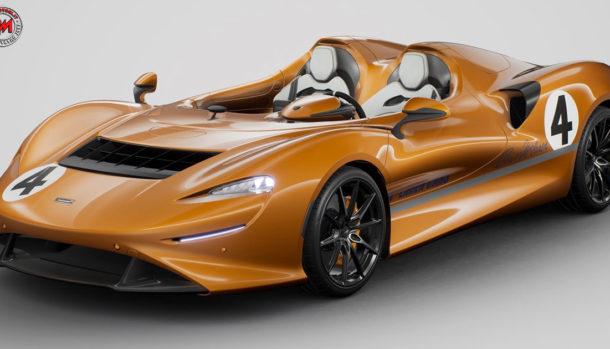 McLaren Elva M4A by MSO