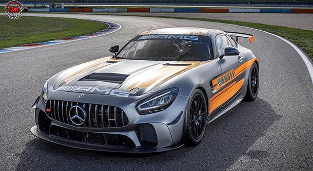 Mercedes-AMG GT4 Evo