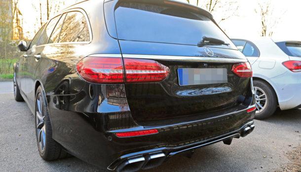 Mercedes-AMG E63 S SW 2021