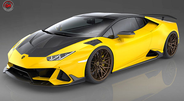 Lamborghini Huracan Evo by 1016 Industries