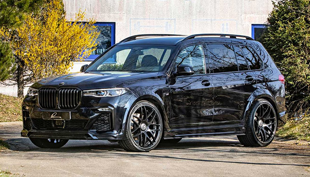 BMW X7 by Lumma Design
