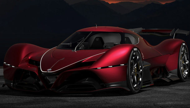 Alfa Romeo 8C-R Tazio