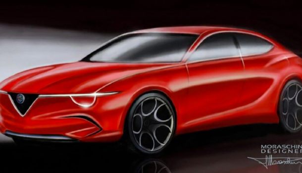 Alfa Romeo Giulietta - Stefano Moraschini