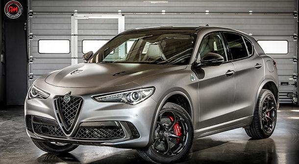 Alfa Romeo Stelvio GTAm