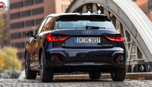 Audi A1 Citycarver ha stile, eleganza ed un assetto