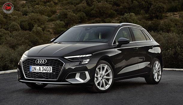 Audi A3 Sportback mild-hybrid 48 Volt